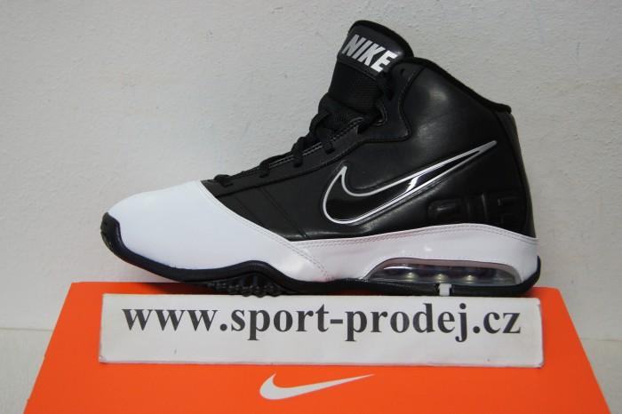 f10942e9dc408 Basketbalové boty Nike AIR MAX TURNAROUND - černobílé