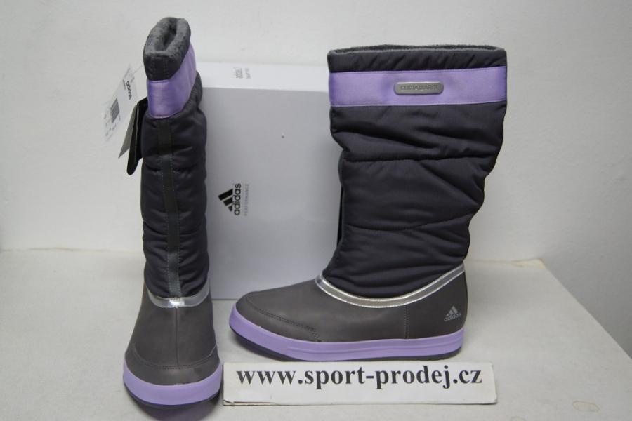 401e6bc00b2 Dámské zimní boty adidas Winterboot - sněhule G40667