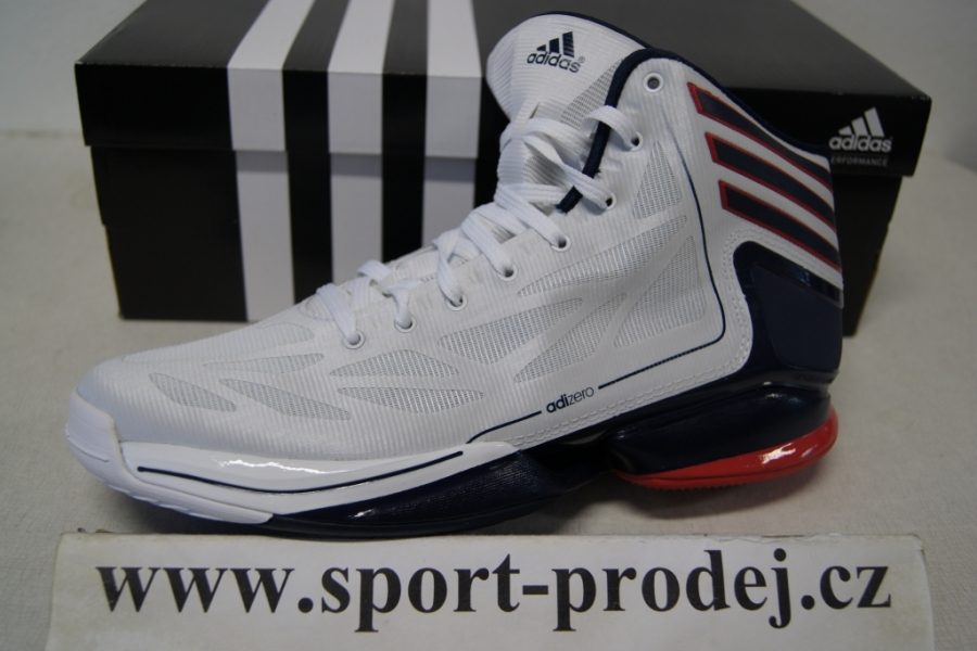 Basketbalové boty adidas adiZero Crazy Light 2 - G48805 f95e818bcc